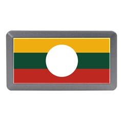 Flag Of Myanmar Shan State Memory Card Reader (mini) by abbeyz71