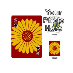 Flag Of Myanmar Army Eastern Command Playing Cards 54 (mini)  by abbeyz71