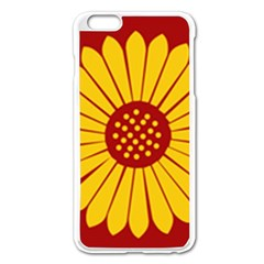 Flag Of Myanmar Army Eastern Command Apple Iphone 6 Plus/6s Plus Enamel White Case by abbeyz71