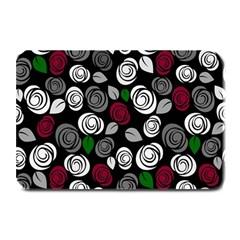 Elegant Roses Design Plate Mats by Valentinaart