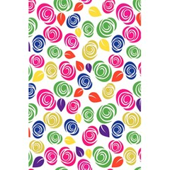 Colorful Roses 5 5  X 8 5  Notebooks by Valentinaart