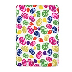 Colorful Roses Samsung Galaxy Tab 2 (10 1 ) P5100 Hardshell Case  by Valentinaart