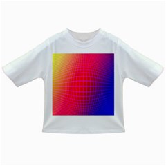 Grid Diamonds Figure Abstract Infant/toddler T Shirts by Nexatart