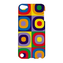 Kandinsky Circles Apple Ipod Touch 5 Hardshell Case