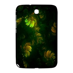 Light Fractal Plants Samsung Galaxy Note 8 0 N5100 Hardshell Case
