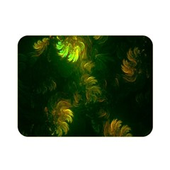 Light Fractal Plants Double Sided Flano Blanket (mini)  by Nexatart