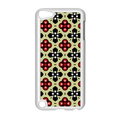 Seamless Tileable Pattern Design Apple Ipod Touch 5 Case (white) by Nexatart