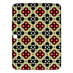 Seamless Tileable Pattern Design Samsung Galaxy Tab 3 (10 1 ) P5200 Hardshell Case  by Nexatart