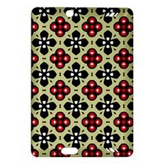 Seamless Tileable Pattern Design Amazon Kindle Fire Hd (2013) Hardshell Case
