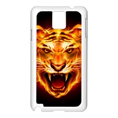 Tiger Samsung Galaxy Note 3 N9005 Case (white)