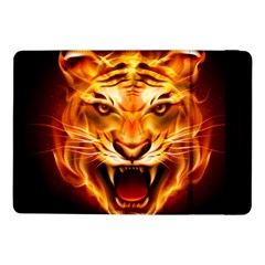 Tiger Samsung Galaxy Tab Pro 10 1  Flip Case by Nexatart