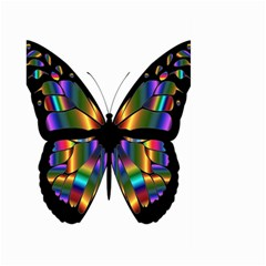 Abstract Animal Art Butterfly Large Garden Flag (two Sides)