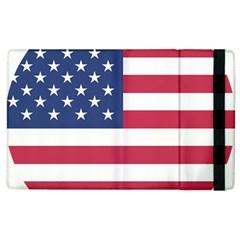 American Flag Apple Ipad 3/4 Flip Case