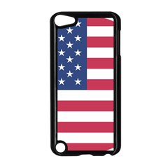 American Flag Apple Ipod Touch 5 Case (black)