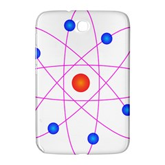 Atom Model Vector Clipart Samsung Galaxy Note 8 0 N5100 Hardshell Case