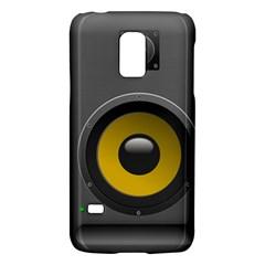 Audio Loadspeaker Activ Galaxy S5 Mini by Nexatart