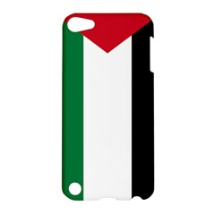 Palestine Flag Apple Ipod Touch 5 Hardshell Case by Nexatart