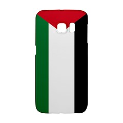 Palestine Flag Galaxy S6 Edge