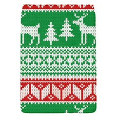 Christmas Jumper Pattern Flap Covers (s)