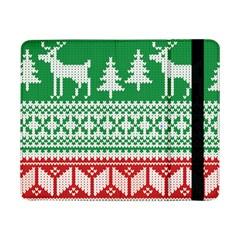 Christmas Jumper Pattern Samsung Galaxy Tab Pro 8 4  Flip Case