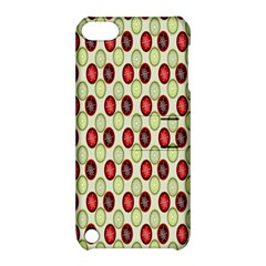 Christmas Pattern Apple Ipod Touch 5 Hardshell Case With Stand