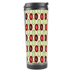 Christmas Pattern Travel Tumbler