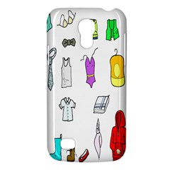 Clothing Boots Shoes Shorts Scarf Galaxy S4 Mini by Nexatart