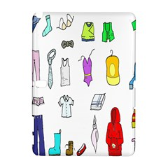 Clothing Boots Shoes Shorts Scarf Galaxy Note 1 by Nexatart