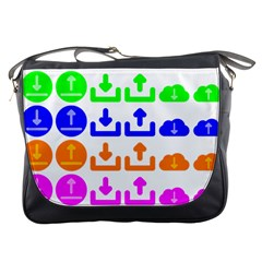Download Upload Web Icon Internet Messenger Bags