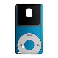 Digital Mp3 Musik Player Galaxy Note Edge by Nexatart