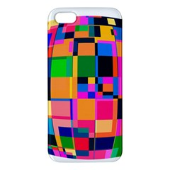 Color Focusing Screen Vault Arched Apple Iphone 5 Premium Hardshell Case by Nexatart