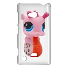 Dragon Toy Pink Plaything Creature Nokia Lumia 720 by Nexatart