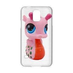 Dragon Toy Pink Plaything Creature Samsung Galaxy S5 Hardshell Case