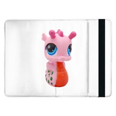 Dragon Toy Pink Plaything Creature Samsung Galaxy Tab Pro 12 2  Flip Case