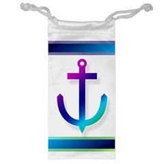 Icon Anchor Containing Fixing Jewelry Bag by Nexatart