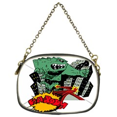 Monster Chain Purses (one Side)  by Nexatart