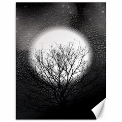 Starry Sky Canvas 12  X 16   by theunrulyartist