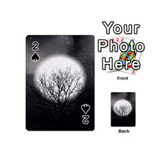 Starry Sky Playing Cards 54 (mini)  by theunrulyartist