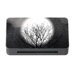 Starry Sky Memory Card Reader With Cf by theunrulyartist