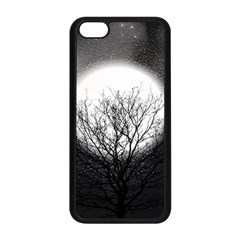 Starry Sky Apple Iphone 5c Seamless Case (black) by theunrulyartist