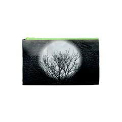 Starry Sky Cosmetic Bag (xs) by digitaldivadesigns