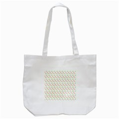 Fruit Pattern Vector Background Tote Bag (white) by Nexatart