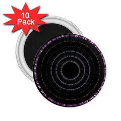 Circos Comp Inv 2 25  Magnets (10 Pack)