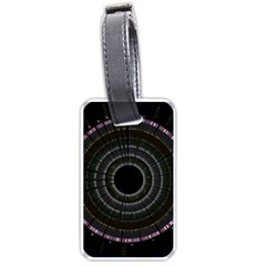 Circos Comp Inv Luggage Tags (one Side)