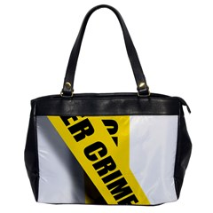 Internet Crime Cyber Criminal Office Handbags by Nexatart