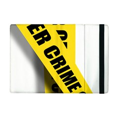 Internet Crime Cyber Criminal Apple Ipad Mini Flip Case