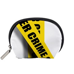 Internet Crime Cyber Criminal Accessory Pouches (small)  by Nexatart