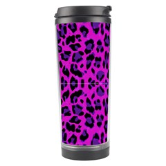 Pattern Design Textile Travel Tumbler