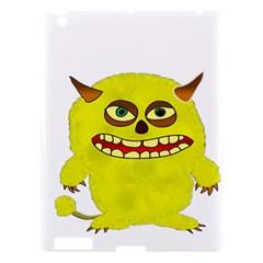 Monster Troll Halloween Shudder Apple Ipad 3/4 Hardshell Case