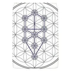 Tree Of Life Flower Of Life Stage Flap Covers (s)